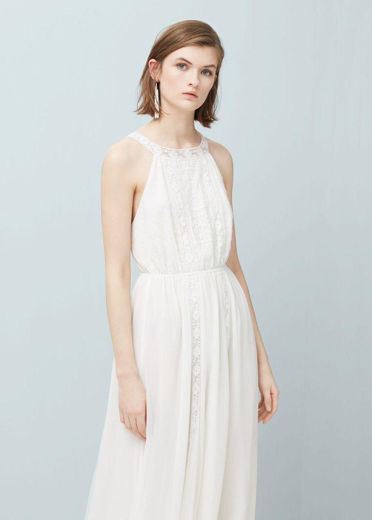 Cool Flowy long dress