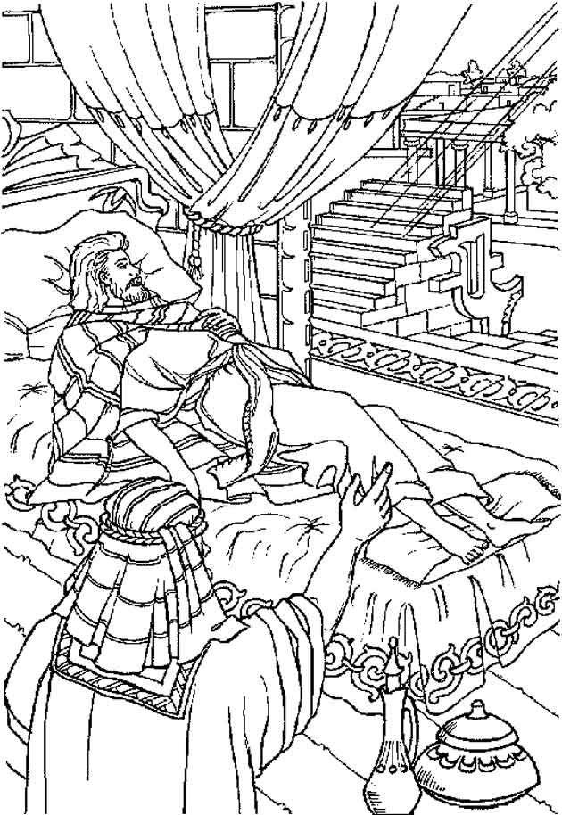 jesaja geneest koning hizkia gkv apeldoorn zuid bijbel