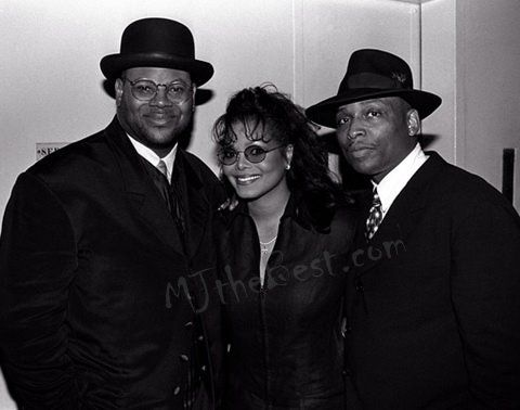 jimmy jam and lewis the pioneers Janet jackson's eleventh album unbreakable marks a milestone for the singer,  reuniting her with producers jimmy jam and terry lewis, the.