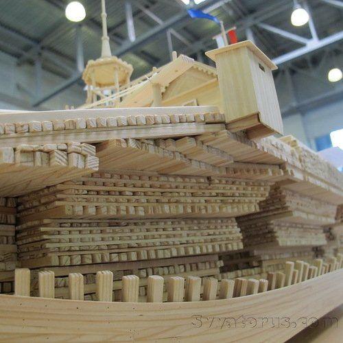 masterok. Беляны – русский деревянный авианосец