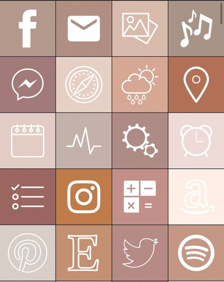 Warm rose pink neutral tone aesthetic | iphone ios 14 app icons for shortcuts app | 90 app icon pack with 3 bonus widget photos for widgetsmith app achieve an aesthetically pleasing look to your iphone home screen using our high resolution png images (app icons) with apple's ios shortcuts app for the ios 14 update you can now express your individuality with sosobranding's range of app icon … 34 Boho Aesthetic iOS 14 iPhone App Icons, Neutral Boho ...