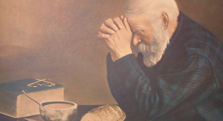 Oração para momentos difíceis