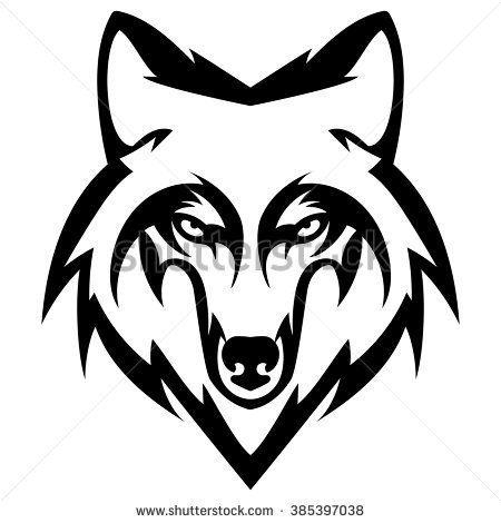wolf logo - Google-haku