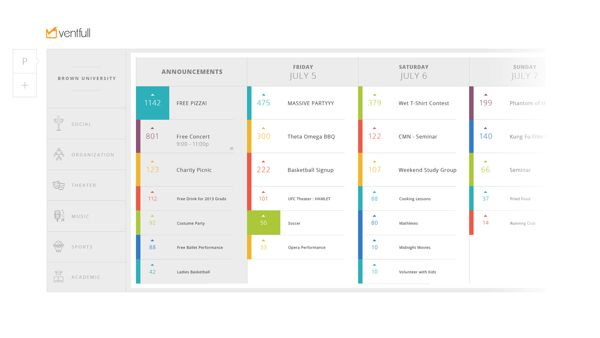 Event Calendar Ui Design : Events calendar ui google search ux managementconsole