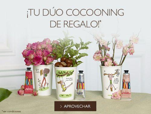 TU DÚO COCOONING DE REGALO
