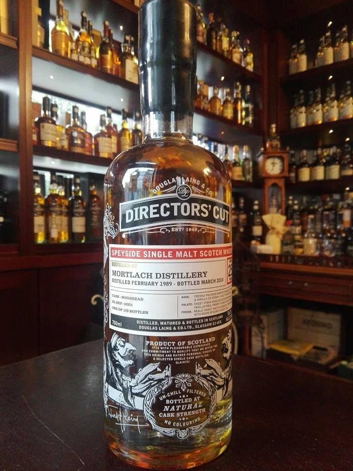 Mortlach Derectors'Cut  #whisky #mortlach #singlemalt