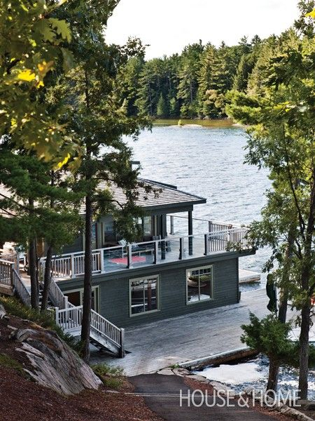 Photo Gallery: Muskoka Cottages | House & Home