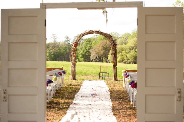 48 Best Outdoor Wedding Ideas Images On Pinterest: Best 25+ Outdoor Wedding Doors Ideas On Pinterest