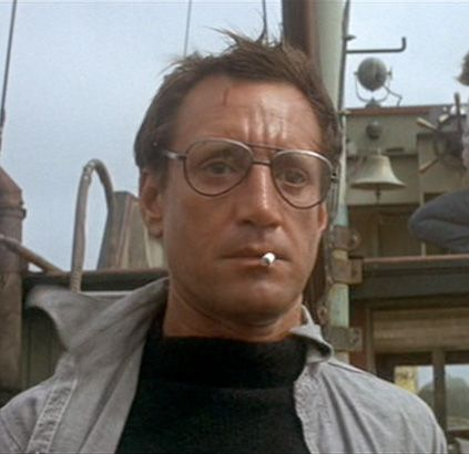 """""""I think we're going to need a bigger boat.""""    Roy Scheider in Jaws, 1975"""