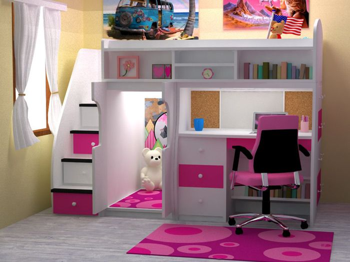 123 best GIRLY ROOMS images on Pinterest