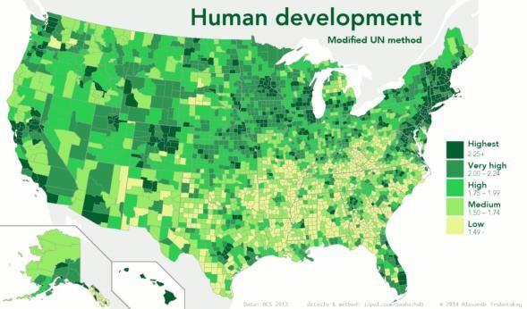 Human Development In America Hdi Usa Educationlevel Education Level Education Level Infograph Human Development Human Development Index World Geography