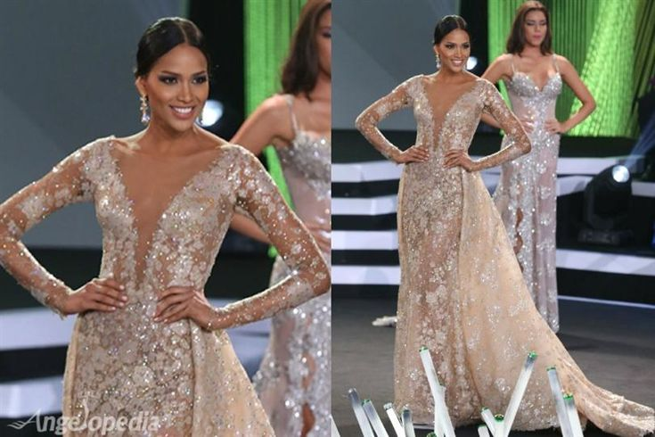 Andrea Tovar Velasquez crowned Miss Colombia 2015