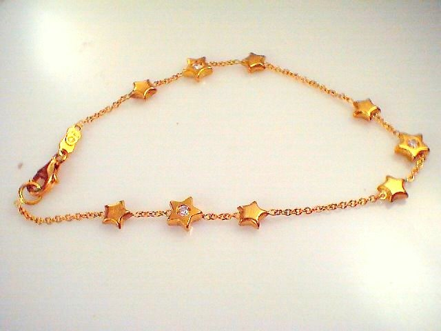 Do you know someone who is a star ? Would they love this bracelet ?