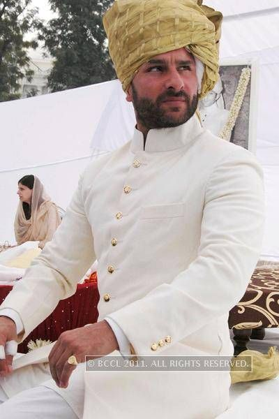 Saif becomes the 10th Nawab of Pataudi Photogallery - Times of India
