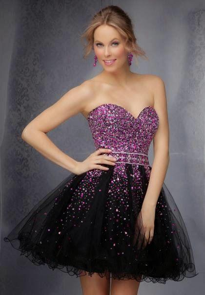 Lindos vestidos de fiesta modernos | Moda y tendencias