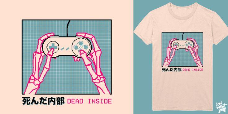 """8-bit"" t-shirt design by JO3L"