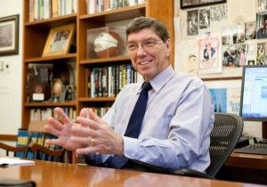 Clayton Christensen Shares his Expertise to Help 'Everyday Missionaries' - LDS.net