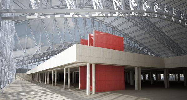 Recinto Ferial Rosario   Mario Corea Arquitectura