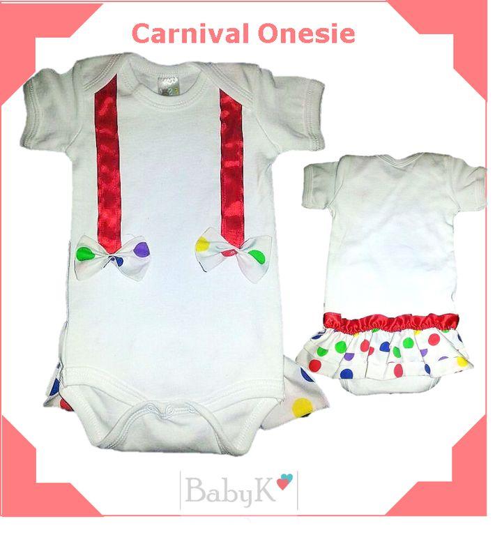 Carnival Onesie from BabyK.