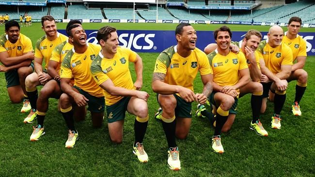 australian rugby team final squad selection