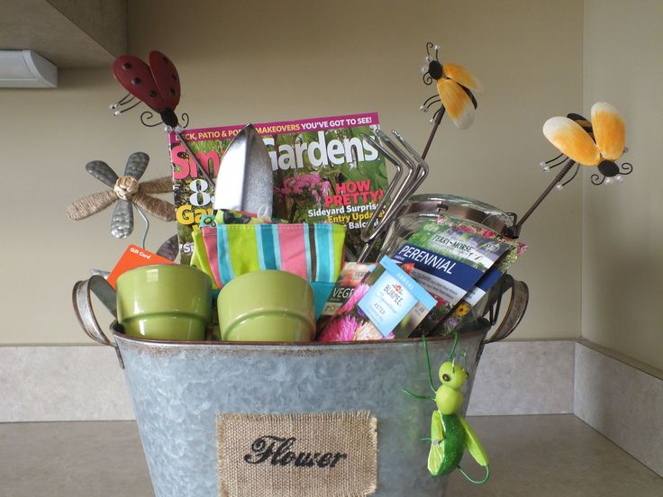 10 Gardening Basket Gift Ideas, Most Amazing and also Gorgeous