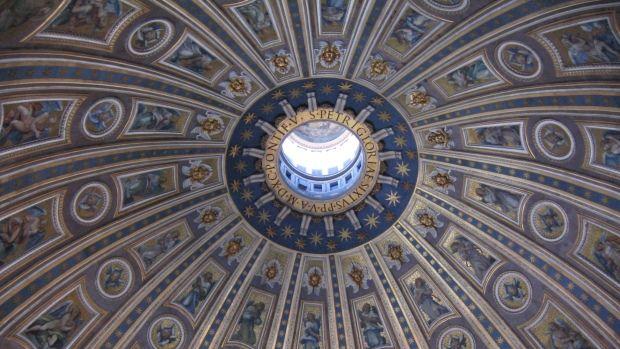 Rondreis Italie - Rome Koepel Sint-Pieterskerk