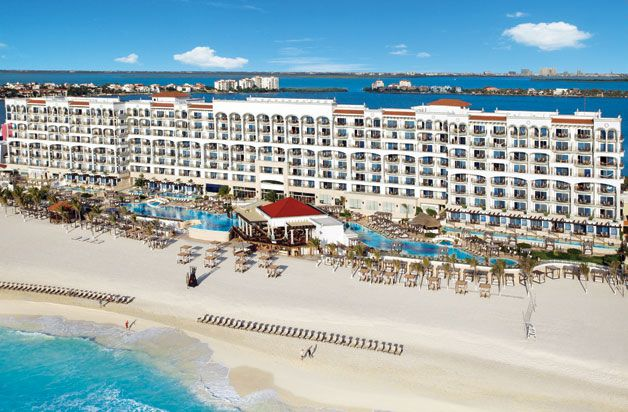 Hyatt Zilara Cancun Mexican resort! Stayed here Nov 2013. AWESOME!!
