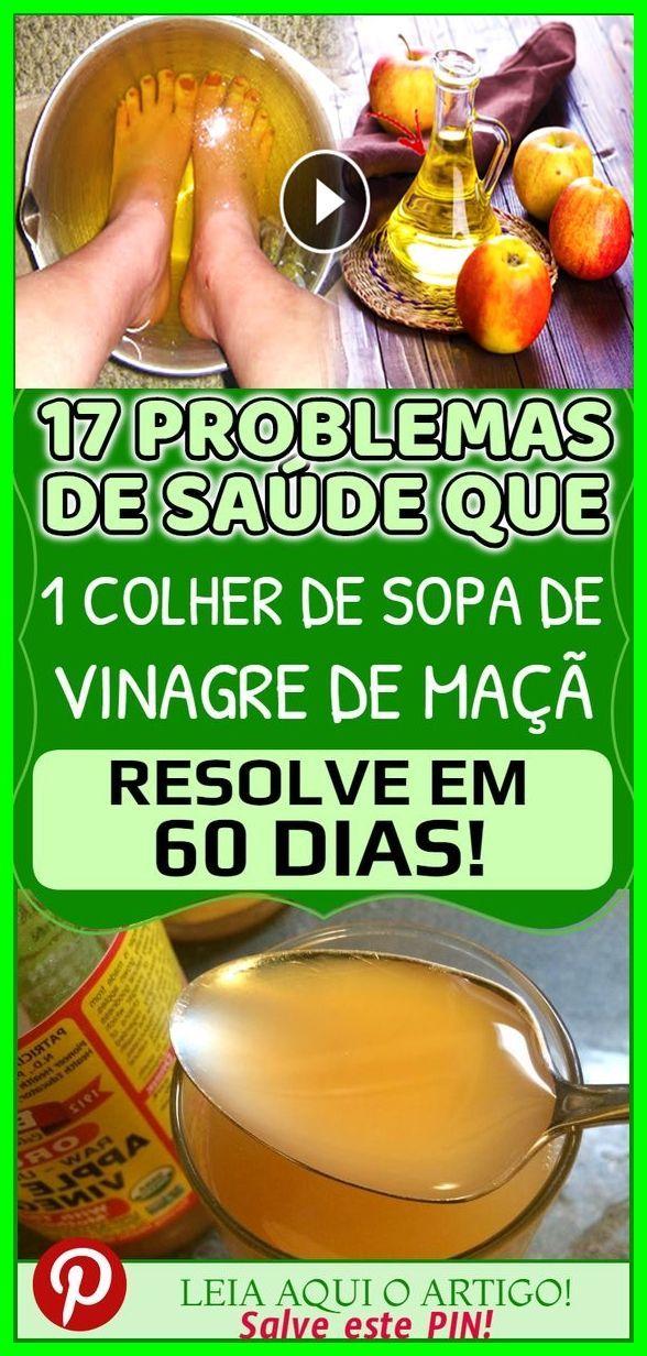 Os 6 Beneficios Do Vinagre De Maca E Bicarbonato De Sodio Para A Saude Beneficios Bicarbonato Maca Para Saude Sodio Vegetables Pickles Fruit