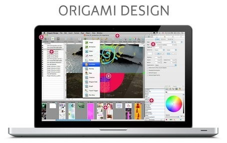 Beyond iBooks Author: Origami Engine Lets You Design Interactive Magazines Collaboratively