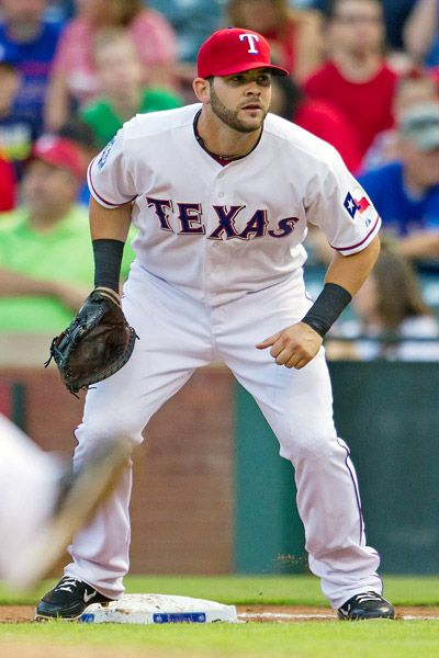 Pin 4: Favorite current Rangers player (for now anyway) #RangersHoliday