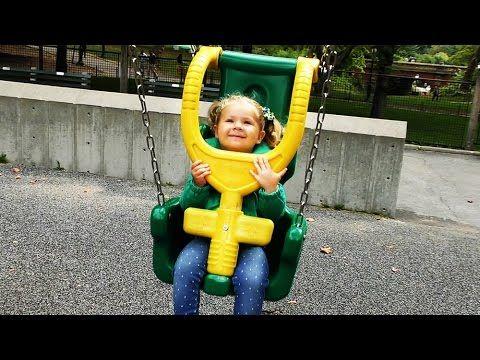 ✿ Влог Детская Площадка в Центральном парке Тайная Жизнь животных Secret Life Of Pets Америка 🗽Vlog    {{AutoHashTags}}