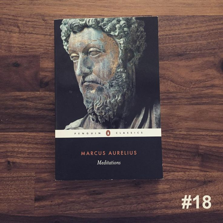 * Dave's Top 50 �� * - 18 - Meditations by Marcus Aurelius #philosophy #stoicism #stoic #romanempire #emperor #gladiator #meditation #wisdom #saturdaymorning #booklife #booklove #booklist #bookclub #bookaday #library #bibliophile #read #reader #reading #readmore #readersareleaders #peace #peaceofmind #thoughts #thoughtoftheday #wisewords #entrepreneur #60secclub #entrepreneurlifestyle #whatdavereads http://quotags.net/ipost/1544294259330151126/?code=BVub3JkDHLW