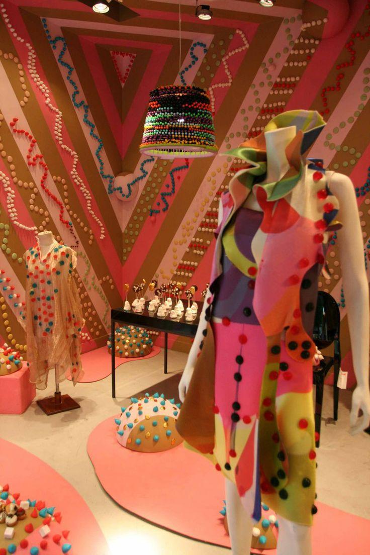Fashion Window Displays | The Business of Fashion: Martin Churba: Tramando's textile philospher