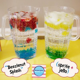 Dr. Suess Drinks!