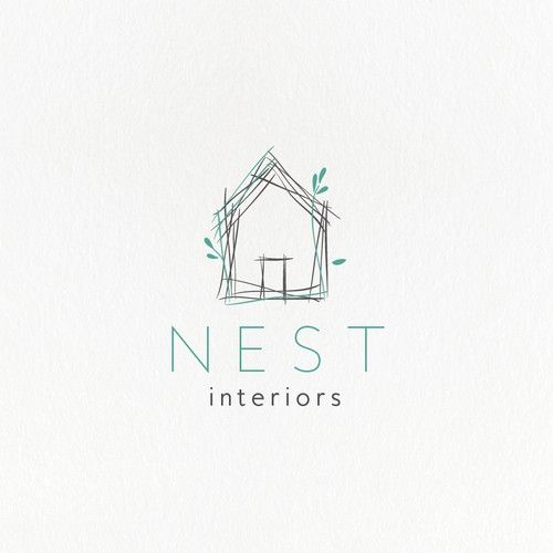 Lookin For An Organically Inspired Logo My New Interior Design Business