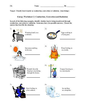 Conduction, Convection and ... | education | Thermal energy, Science ...