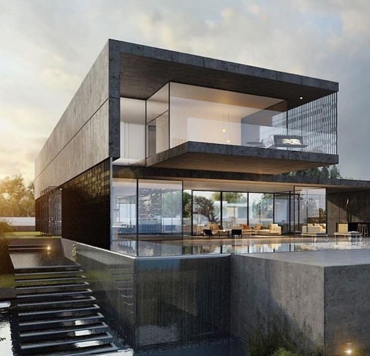 50 Stunning Modern Home Exterior Designs That Have Awesome: Best 25+ Modern House Facades Ideas On Pinterest