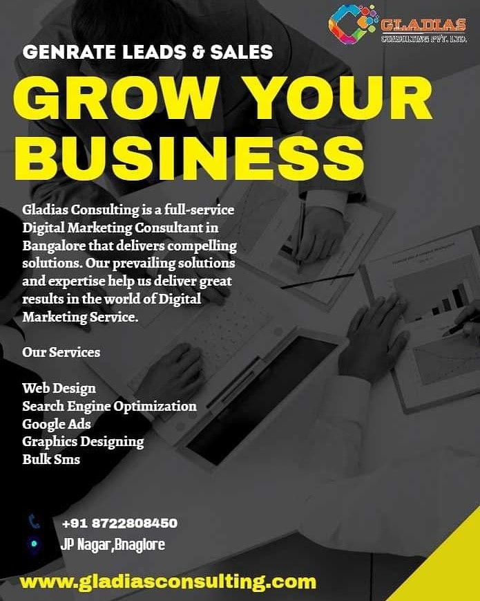 If You Run A Business It S Important To Engage In Online Marketing To Grow Your Customer Base M In 2020 Digital Marketing Marketing Consultant Digital Marketing Plan