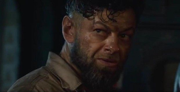 Andy Serkis Star Wars Voiceover Avengers: Age of Ultron: Andy Serkis Character Revealed?