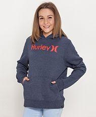 Hurley Girls One & Only Sweatshirt