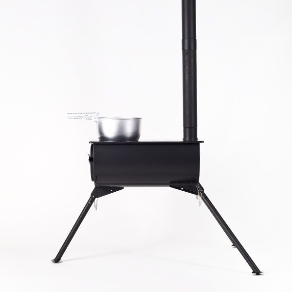 The Frontier Stove - Portable Woodburning Stove Only