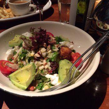 Bandera Restaurant - Chicago, IL, United States. Macho Salad, very good!
