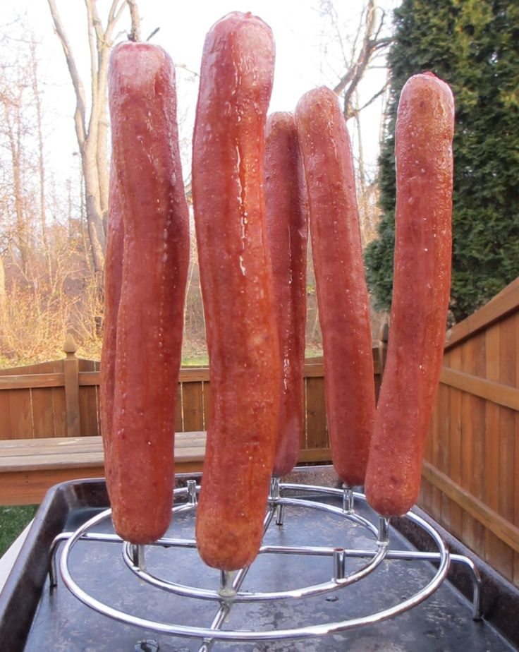 Smoked Sausage with Sauerkraut on the Char-Broil Big Easy