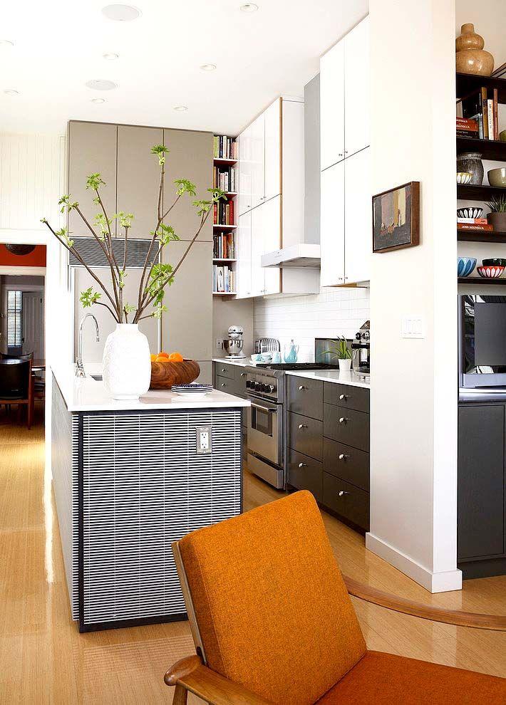 Minimalist Home Design Luxury Style Scandinavia for Kitchen White Paint