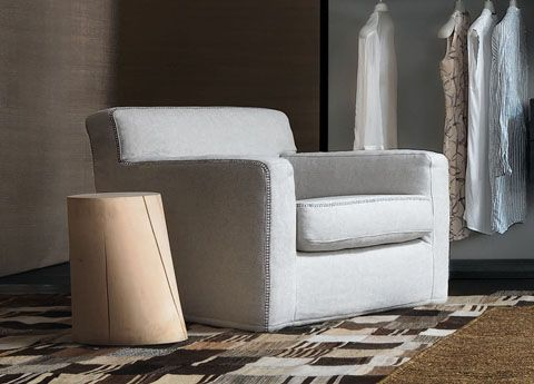 Havana Armchair From Jesse Furniture. I Love The Blanket Stitching On The  Arms/back. Contemporary ...