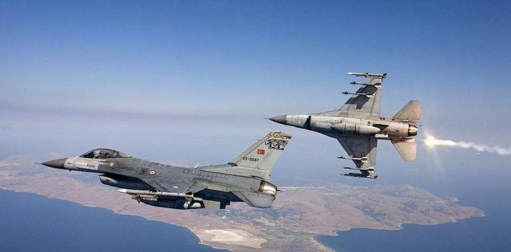 Lockheed Martin/TAI F-16C Block 50 Fighting Falcon - Turkish Air Force