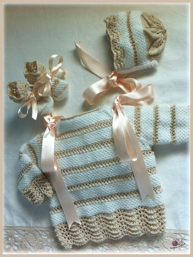 Для разгула фантазии.Детские комплекты для малышей:Вязание +ткань. Обсуждение на LiveInternet - Российский Сервис Онлайн-Дневников