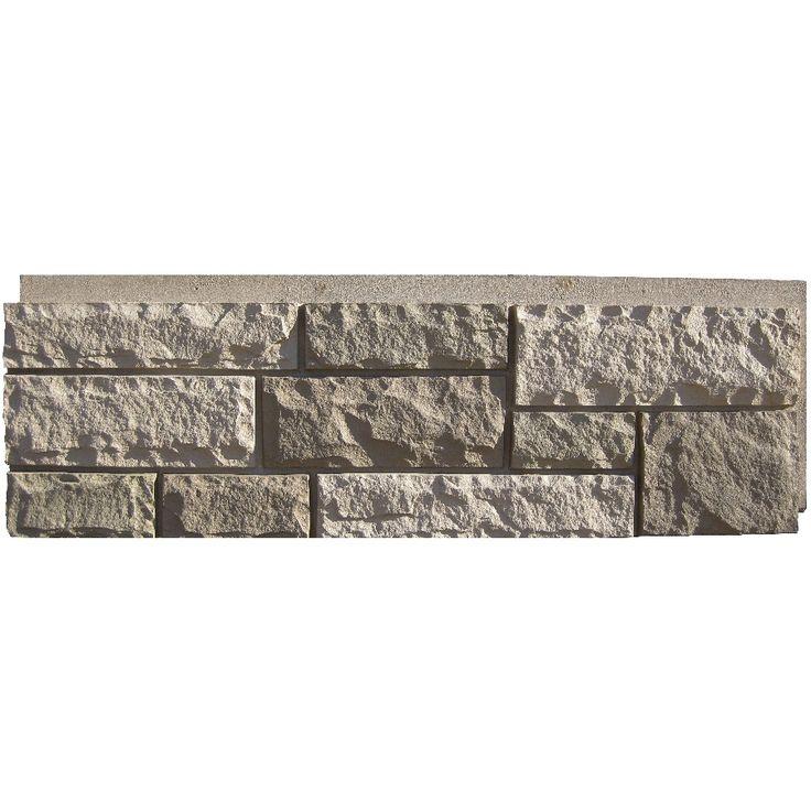 118 best stone veneer faux panels images on pinterest for Best faux stone panels nowadays
