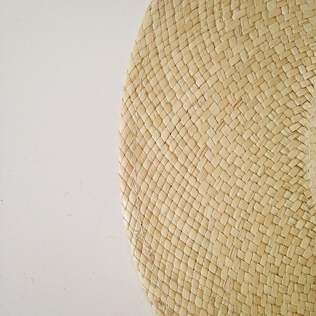Hello beautiful panama straw...Watch this space for our new panama range launching this summer ☀️ #penmayneoflondon #penmayne #hats #panama #straw #SS16 #preview #summer #sun