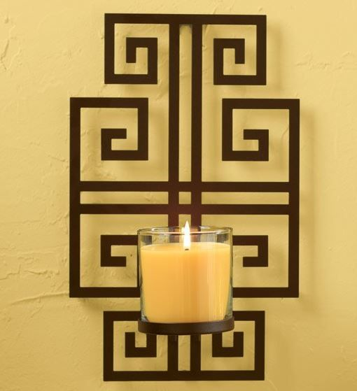 Wall Sconces Under Usd 20 : OLYMPUS WALL SCONCE Was USD 35 Now USD 20 While Supplies Last Classic geometric motif introduces bold ...